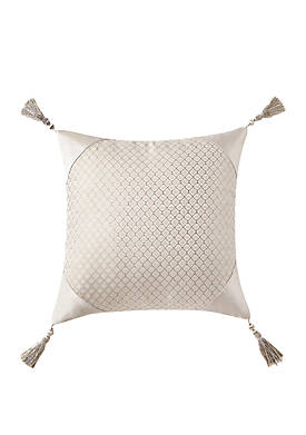 Gisella 18 in x 18 in Square Pillow