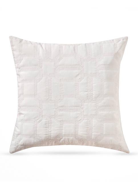 Hylton Geometric Decorative Pillow
