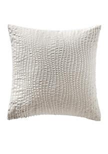 Jacqueline Desert Rose Decorative Pillow