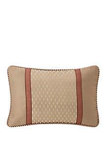 Jonet Decorative Pillow in Spice