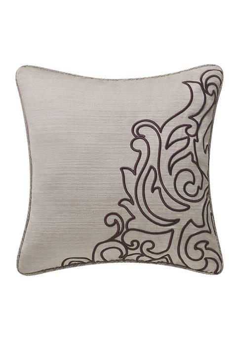 Patrizia 16 in x 16 in Decorative Pillow