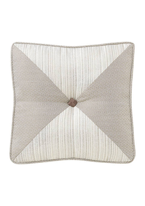 Spencer 16-Inch Square Pillow