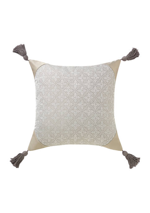 18-Inch Spencer Square Pillow