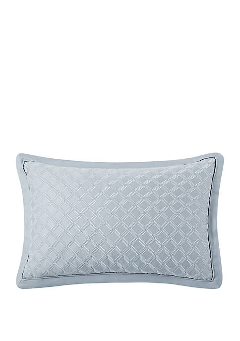 Thayer 12 in x 18 in Embroidered Breakfast Pillow