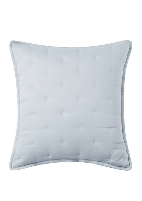 Thayer 18 in x 18 in Quilted Square Pillow