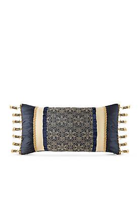 Vaughn Ruched Decorative Pillow