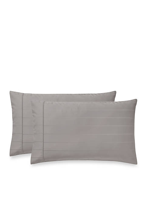 Highline Bedding Co. Sullivan Pinstripe Pillowcase Pair
