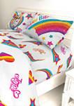 Girls Jojo Siwa Super Soft Sheet Set