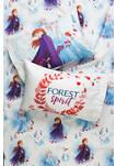 Girls Frozen 2 Super Soft Sheet Set