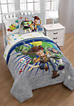 Toy Story 5 Piece Twin Bed Set