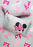 Minnie Mouse 5 Piece Twin Bed Set