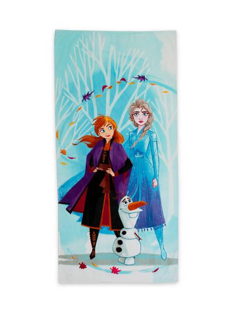 Disney® 28 in x 58 in Frozen 2