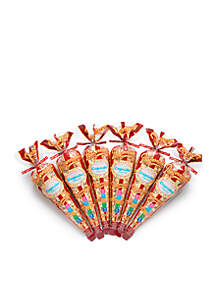 The Gifting Group Popcornopolis Gourmet Cupcake Popcorn, (Pack of 6)