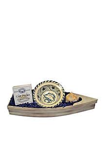 Blue Crab Bay Co. Skiff Dip Gift Set