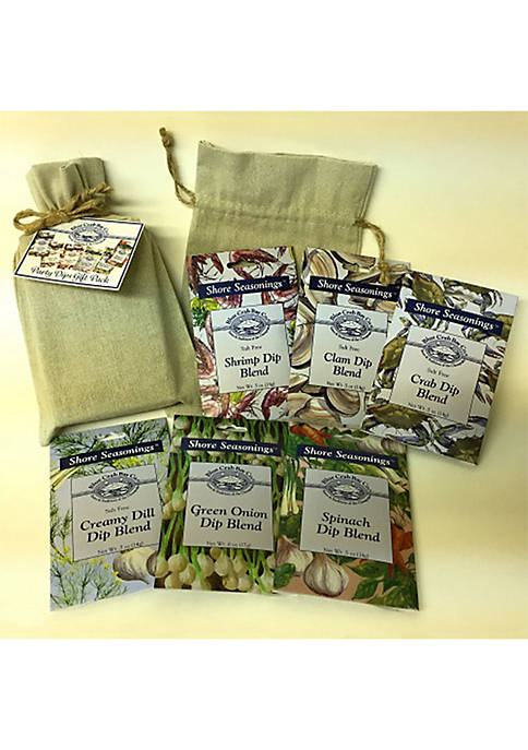 Blue Crab Bay Co. Party Dip Gift Pack