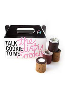 The Dirty Cookie Dozen Assortment Vegan Gluten Free Cookie Shots