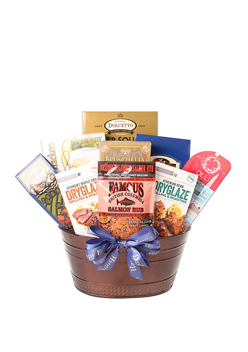 Grill Ready Gift Basket