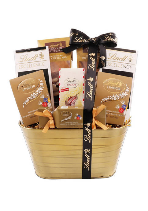 Lindt Delicious Gift Basket