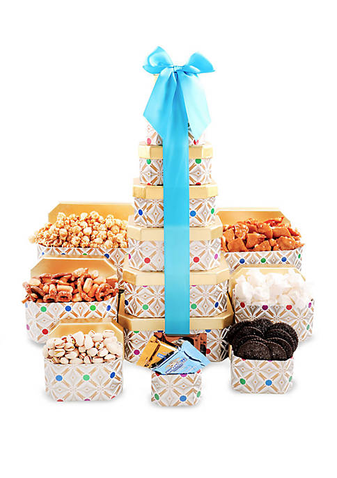 Alder Creek Gift Baskets Large Fathers Day Tower
