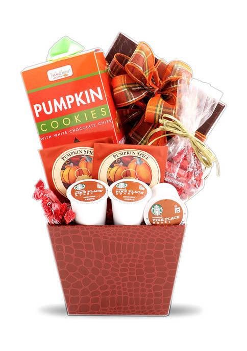 Alder Creek Gift Baskets Pumpkin Spice and Everything
