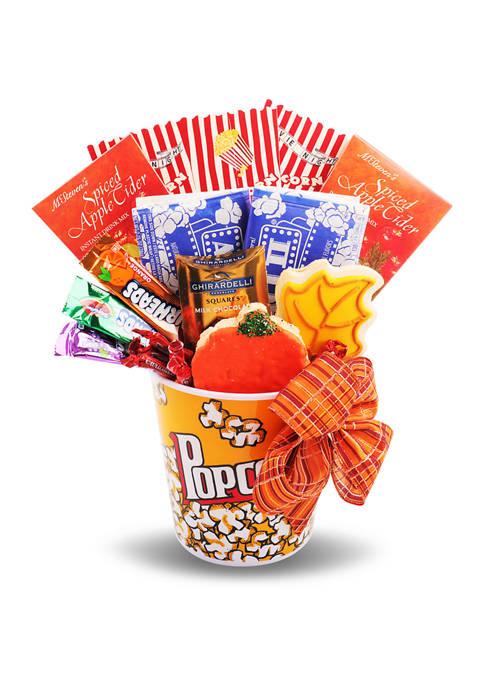 Alder Creek Gift Baskets Fall Movie Night Treats