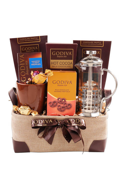 Alder Creek Gift Baskets Godiva Coffee Gifts &