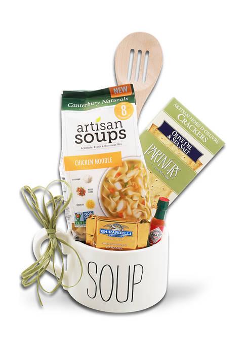 Alder Creek Warm Soup Gift