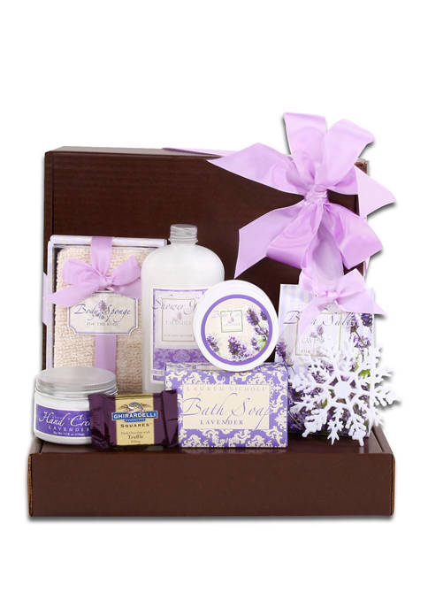 Scents of the Season Gift Basket