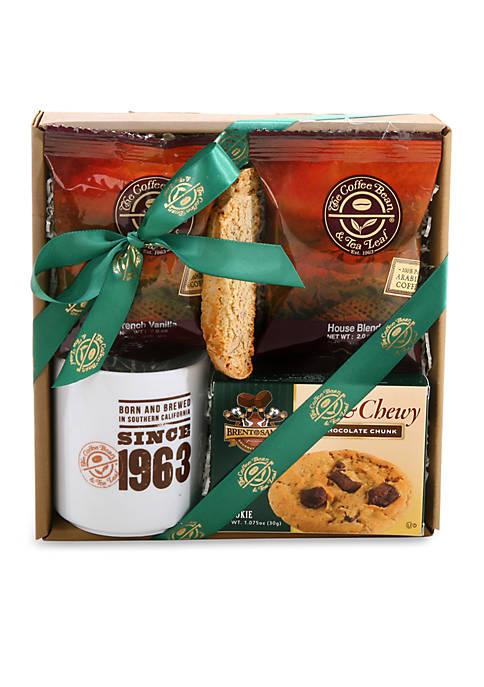 Alder Creek Gift Baskets 5 Piece CBTL Box