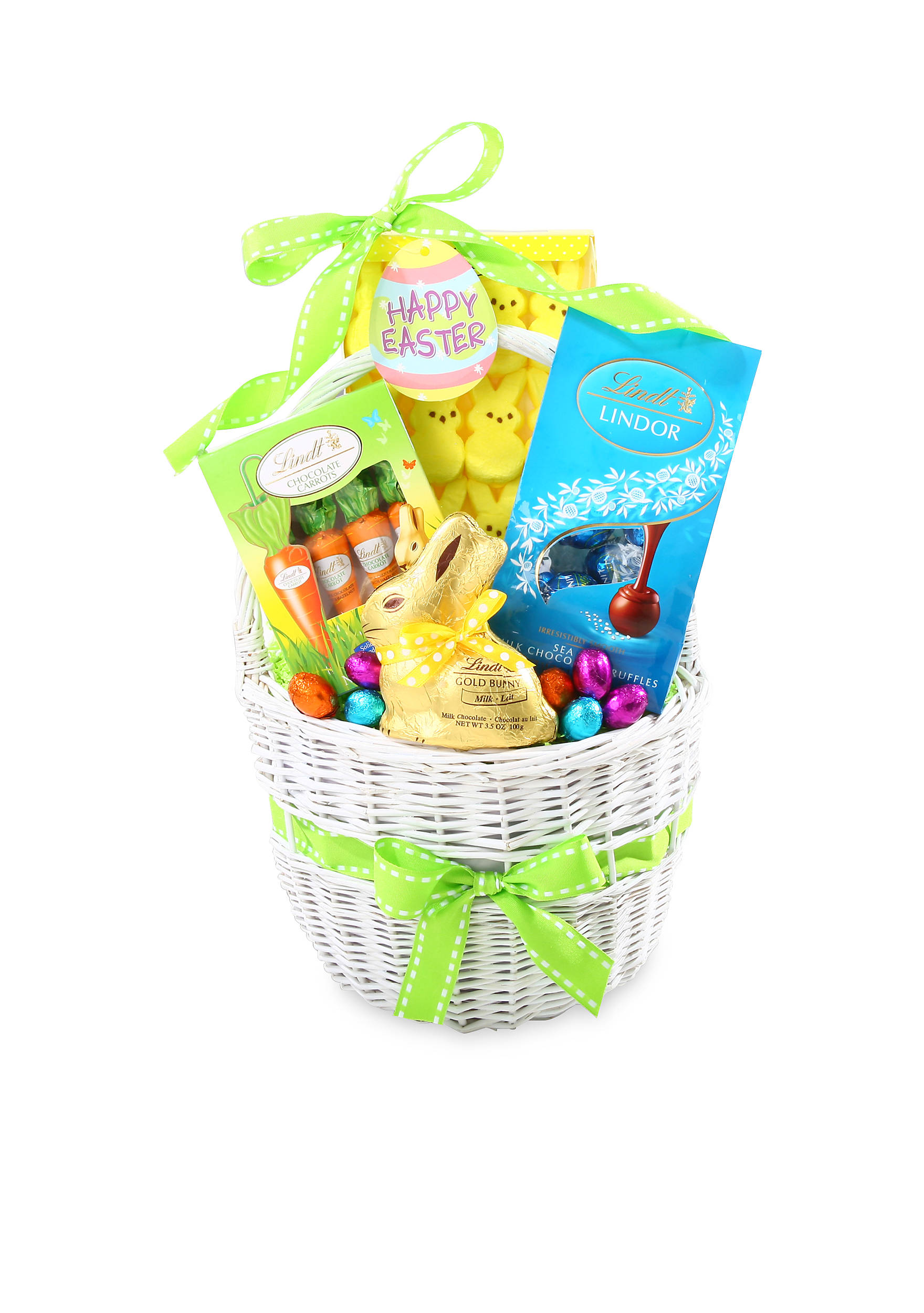 The gifting group lindt holiday easter basket belk back to gourmet gifts the gifting group lindt holiday easter basket negle Images