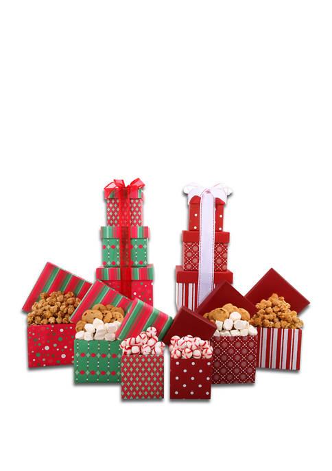 Alder Creek Gift Baskets Seasons Greetings Gift Set
