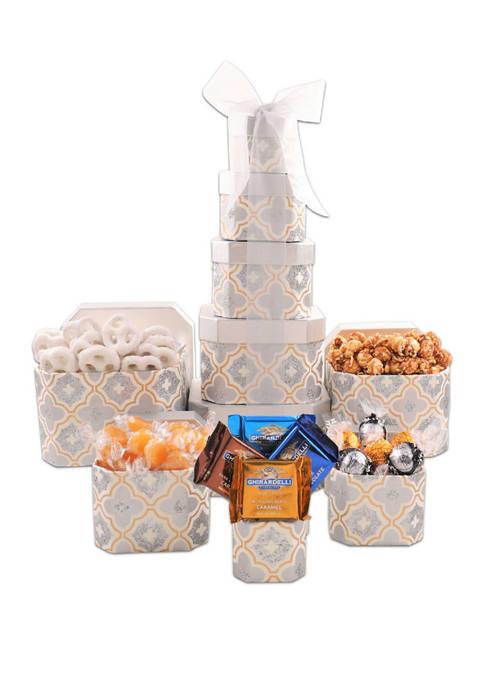 Alder Creek Gift Baskets The Coinnessuer Tower