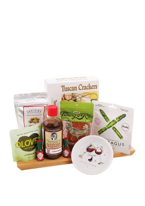 Alder Creek Gift Baskets Bloody Mary Gift Set