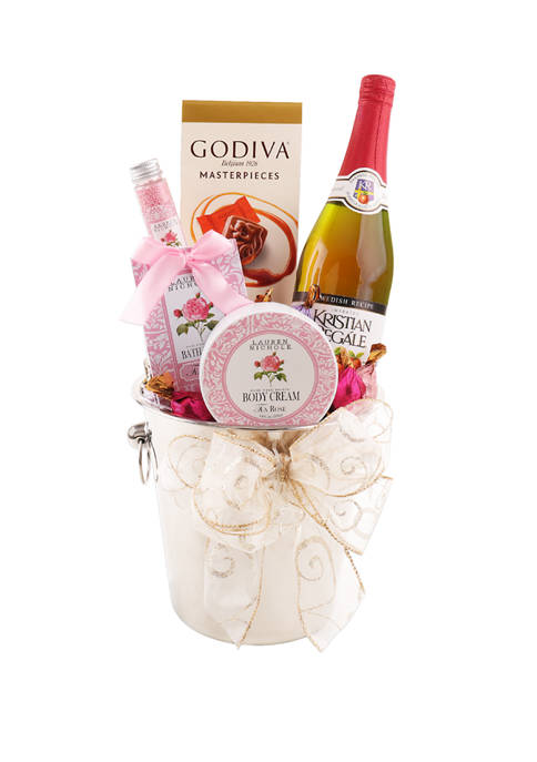 Alder Creek Gift Baskets Champagne Celebrations Gift Basket