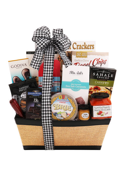 Tastes for Everyone Gift Basket