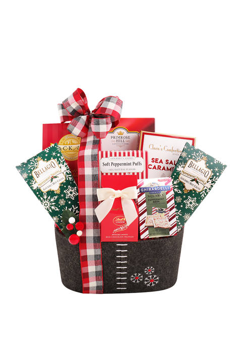Alder Creek Gift Baskets Decadent Holiday Sweets