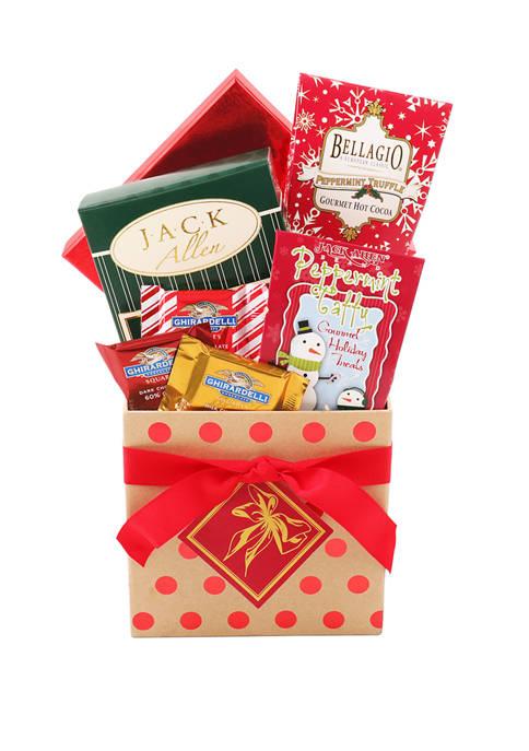Alder Creek Gift Baskets Holiday Greetings