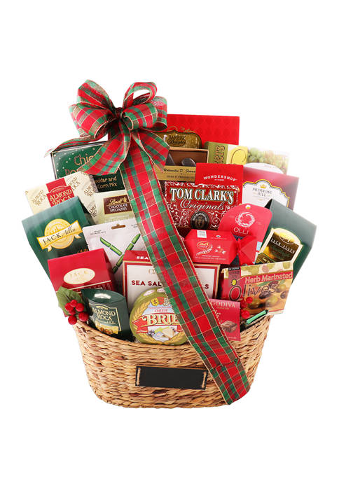 Alder Creek Gift Baskets Gourmet Greetings!