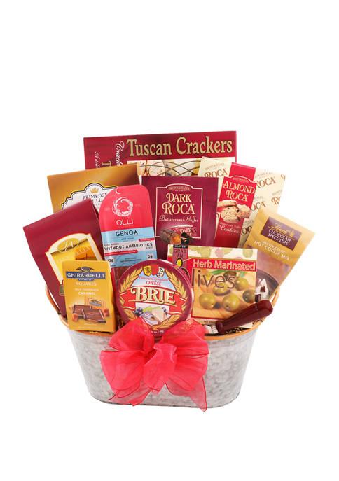 Alder Creek Gift Baskets Epicurean Gourmet Gift