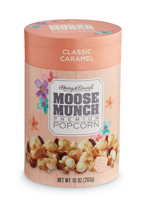 Moose Much Caramel 10 Ounce Cylinder