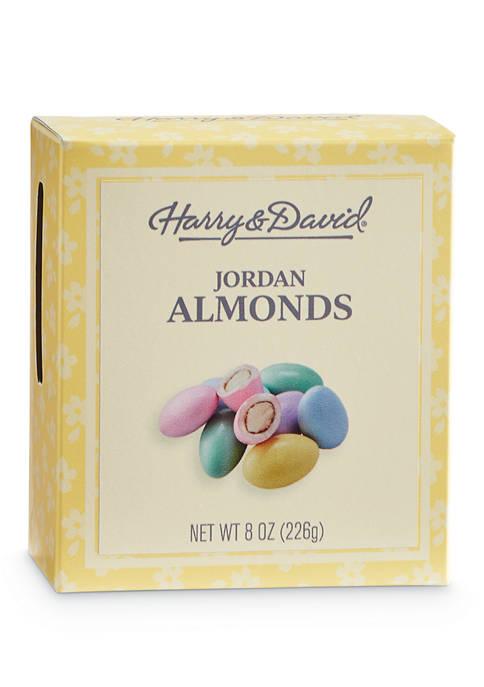 Jordan Almonds-8 Ounce