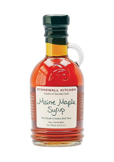 Maine Maple Syrup 8.5 Ounce
