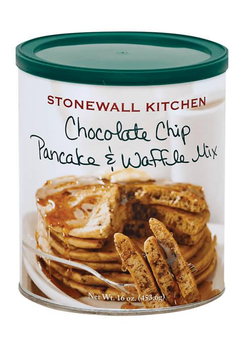 Stonewall Kitchen Chocolate Chip Pancake and Waffle Mix