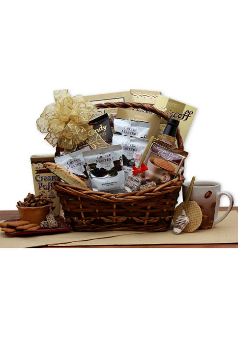 GBDS Coffee Time Gift Basket