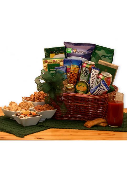 GBDS Heart Healthy Gourmet Gift Basket