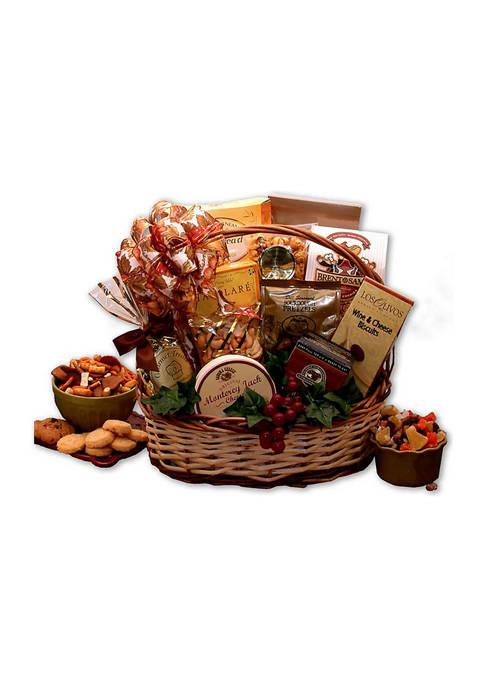 GBDS Bountiful Favorites Gourmet Gift Basket