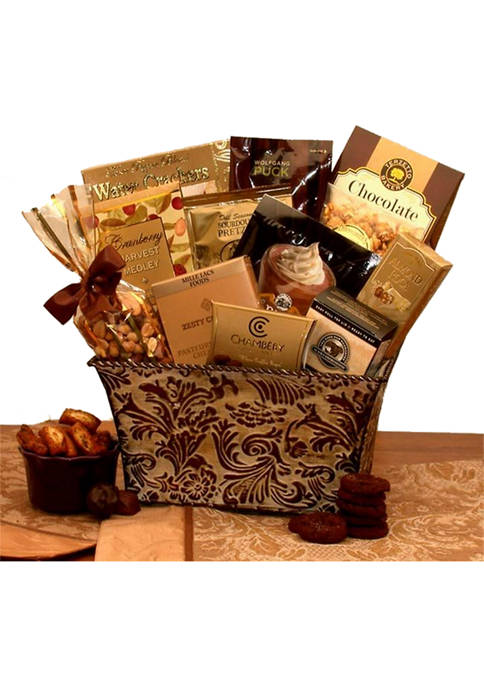 GBDS Savory Sophistication Gourmet Gift Basket