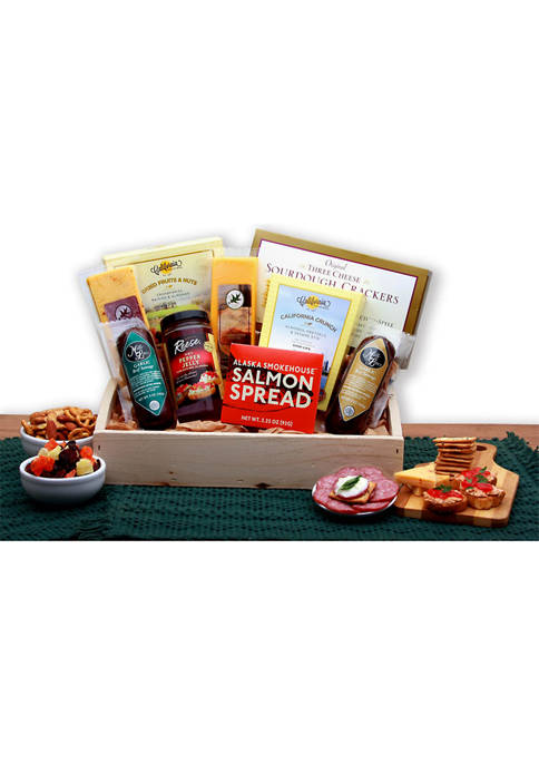 GBDS Simply Savory Gourmet Snack Tray