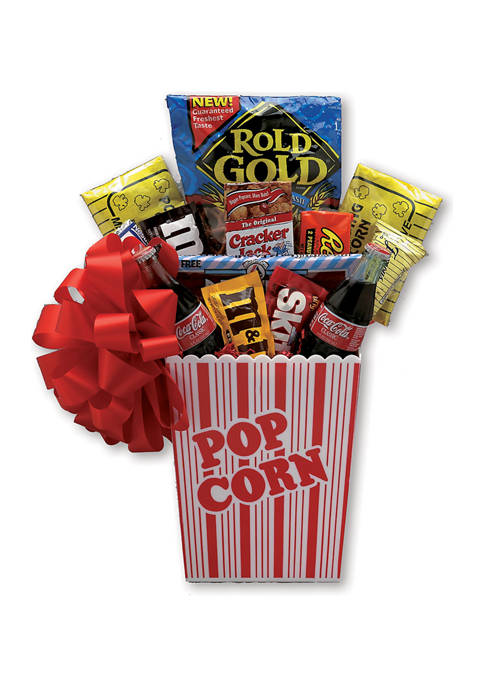 GBDS Popcorn Pack Snack Gift Basket