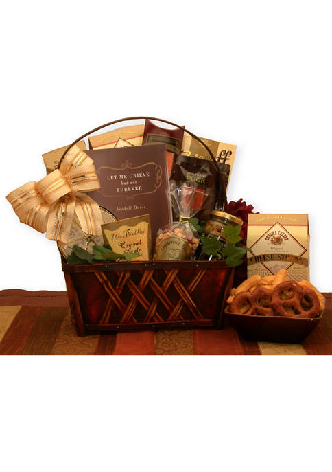 GBDS A Time To Grieve Sympathy Gift Basket